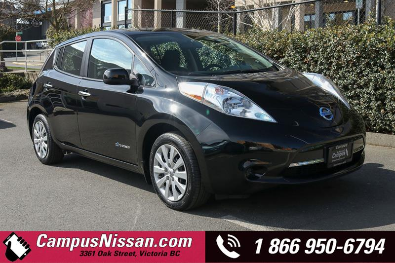 2015 Nissan Leaf | S | FWD w/ Quick-Charge #JN3159