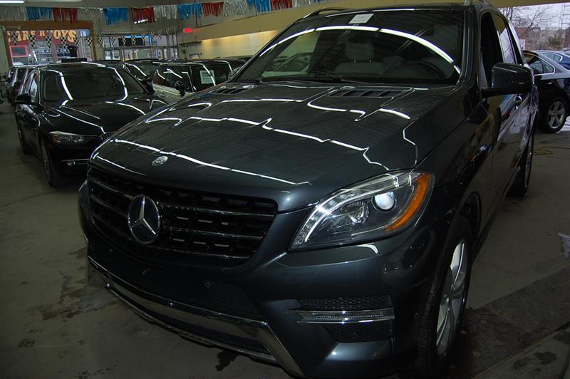 Mercedes-Benz M-Class 2015 4MATIC 4dr ML 350 BlueTEC