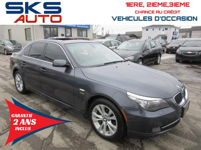 BMW 5 Series 2009 535i xDrive AWD (GARANTIE 2 ANS INCLUS) #SKS-4293-11