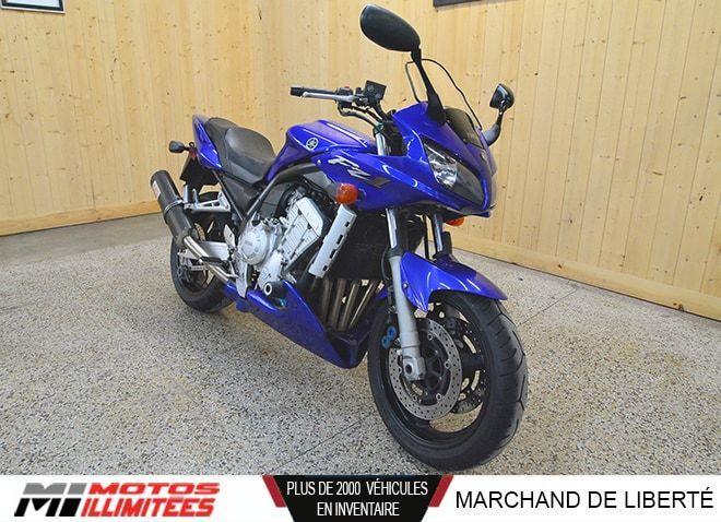 Yamaha fz1 2003