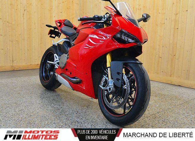 Ducati 1199 Panigale S 2013