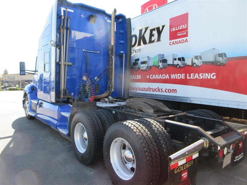2015 Kenworth T680 Highway Tractor 76 Sleeper Used For