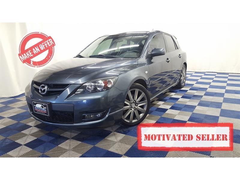 2008 Mazda Mazdaspeed3 /BOSE SOUND SYSTEM/CHECK MOD LIST!! #8M363920