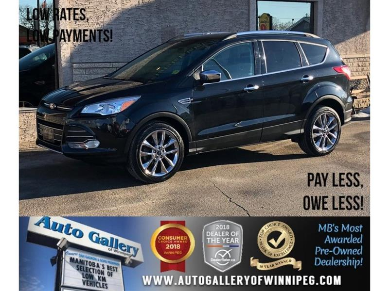 2015 Ford Escape SE *AWD/Htd Seats/Bluetooth/Backup Cam #23787