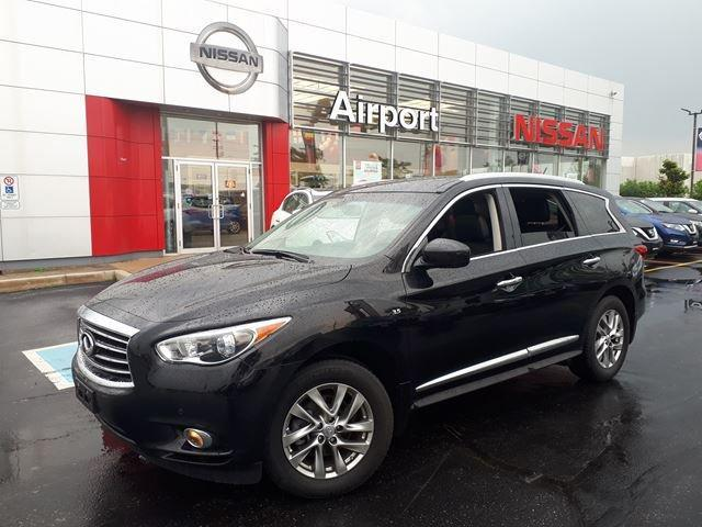 2014 Infiniti Qx60 LEATHER,NAVI,ROOF,ALLOY,BOSE M #P1737