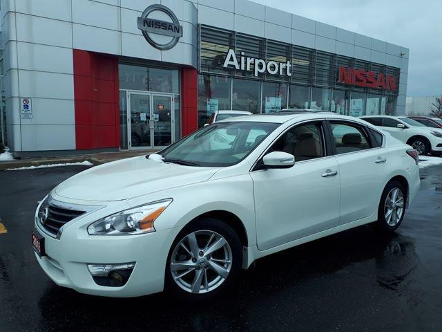 2015 Nissan Altima 2.5 SL LOADED,LEATHER,SUN ROOF #P1773