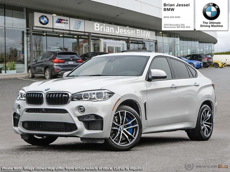 2018 BMW X6 M #J2606
