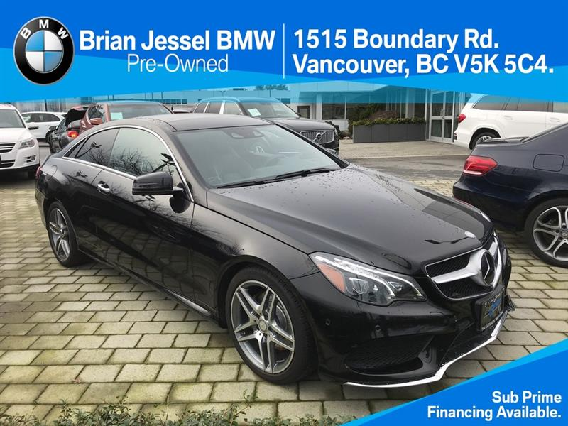 2016 Mercedes-Benz E400 4MATIC® #GF349402