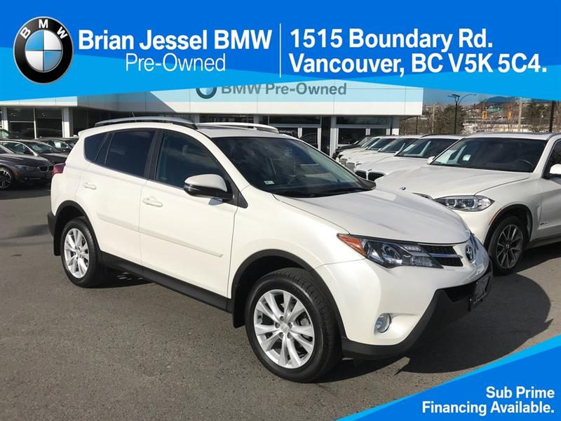 2014 Toyota RAV4 AWD Limited #BP777310