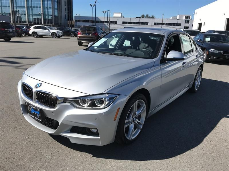 2018 BMW 330I xDrive Sedan (8D97) Used for sale in Vancouver