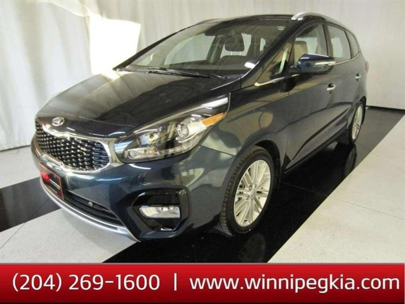 2017 Kia Rondo EX Premium *Loaded w/ Leather, Navi. & More* #17RN240