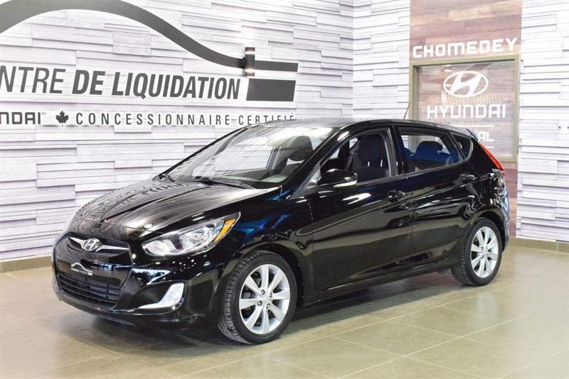 Hyundai Accent 2013 GLS TOIT+MAGS #190303A