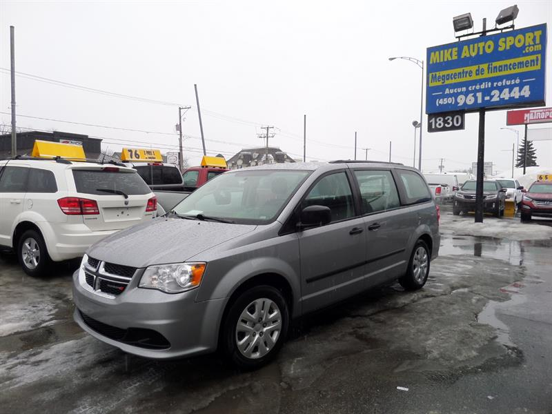 Dodge Grand Caravan 2014 4dr Wgn SE #m1098