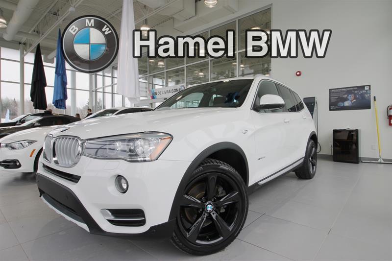 BMW X3 2017 xDrive28i #U19-034