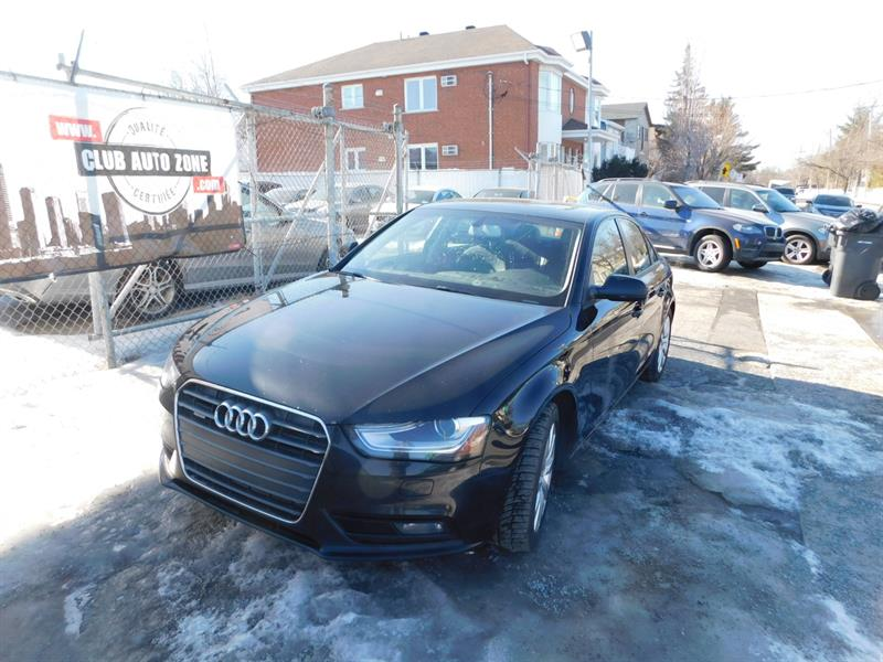 Audi A4 2013 QUATTRO AUTOMATIQUE BLUETOOTH  #DN027915