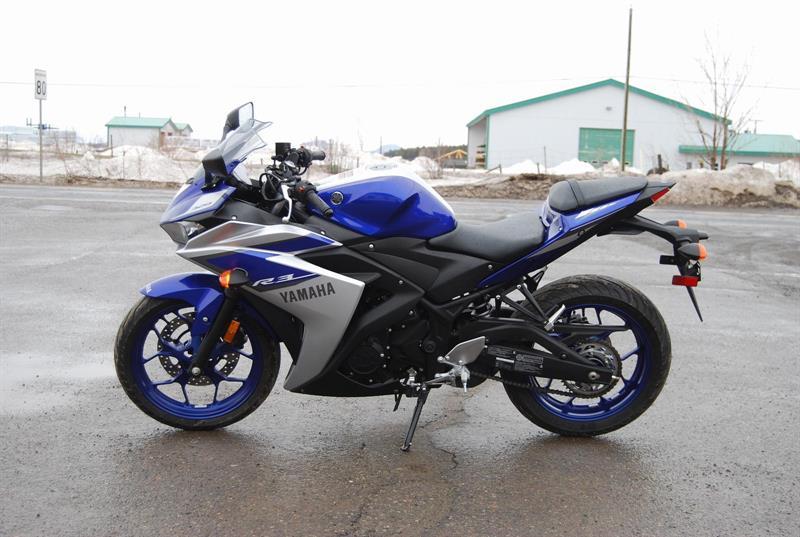 Yamaha YFZ-R3 2015