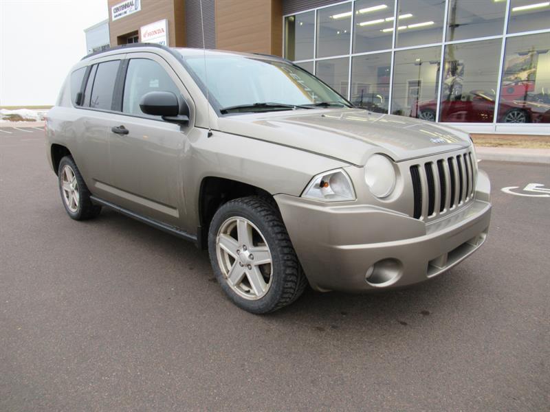 2007 Jeep Compass Sport #U730
