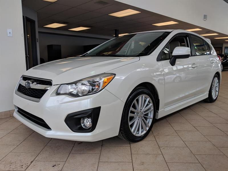 Subaru Impreza 2015 5dr HB CVT 2.0i w-Sport - Tech Pkg