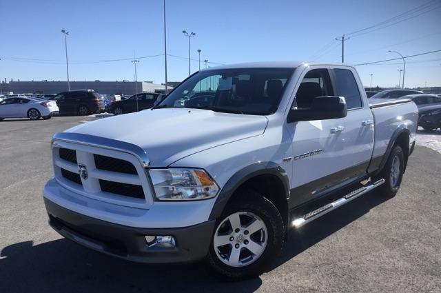 Dodge Ram 1500 2012 OUTDOORSMAN