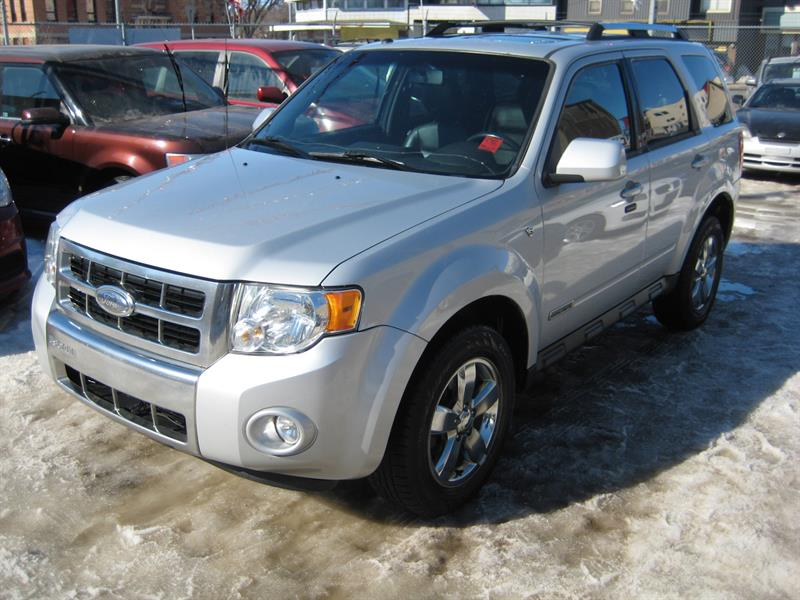 2008 Ford Escape 4WD 4dr V6 Limited #C60102