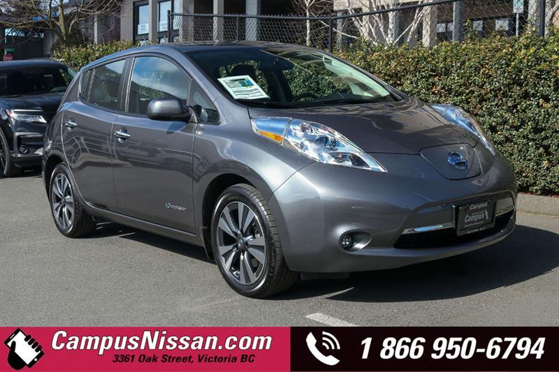 2017 Nissan Leaf | SL | FWD  #JN3168
