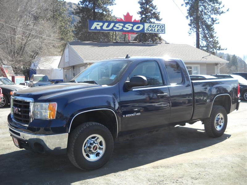 2009 GMC Sierra 2500HD XCAB 4X4,....SOLD.... #3392
