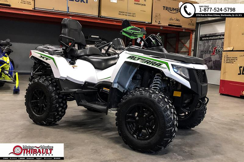 Arctic Cat Alterra TRV 500 2017