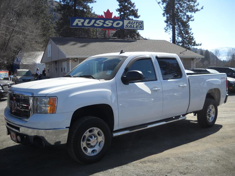 2009 GMC Sierra 2500HD CREW CAB, 4X4....SOLD... #3387