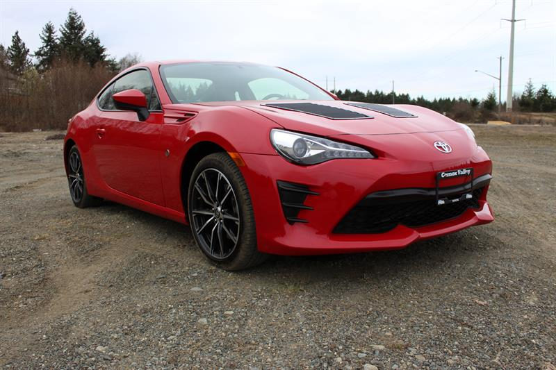 2017 Toyota 86 2dr Cpe #12363B