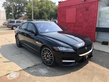 2017 Jaguar XF 4dr Sdn 35t R-Sport #Y30839