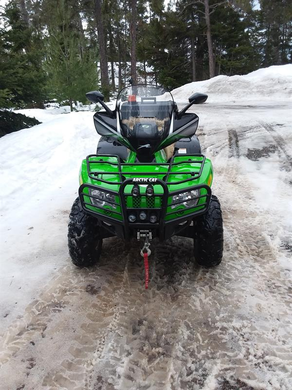 Arctic Cat 550i 2014 LTD #CONS VOIR DENIS
