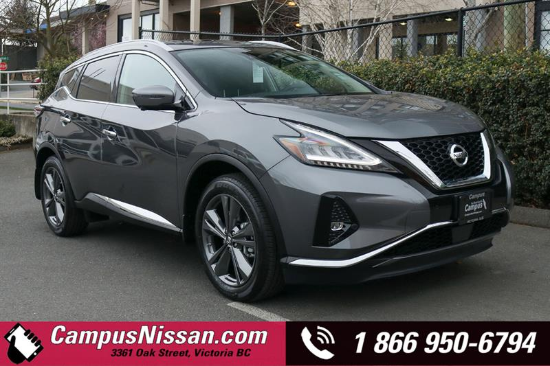 2019 Nissan Murano Platinum AWD w/ Leather & Moonroof #9-Q251