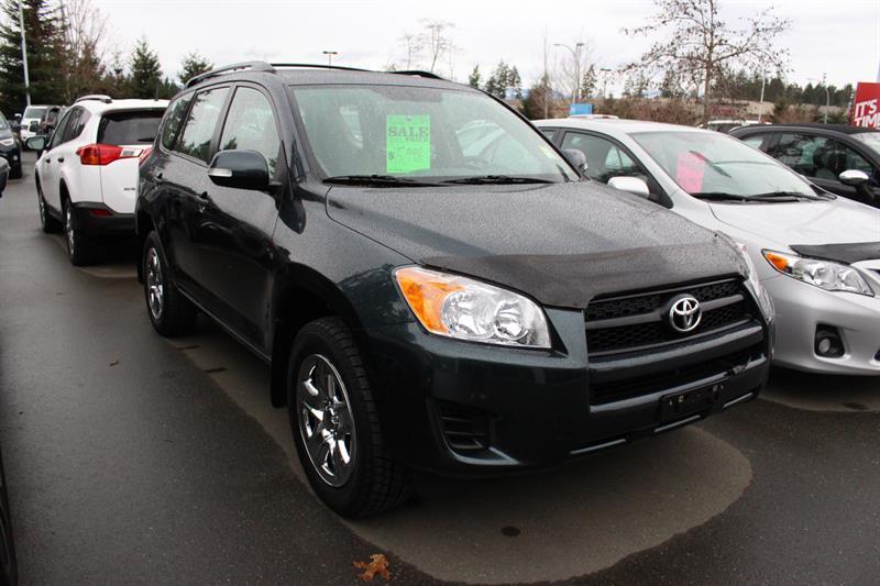 2010 Toyota RAV4 4WD 4dr I4 Base #12407A
