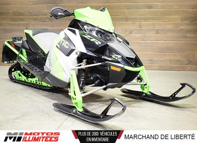 Arctic Cat ZR9000RR (137) 2018