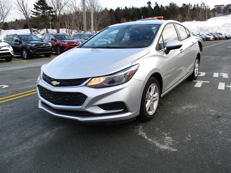 2017 Chevrolet Cruze #34847C