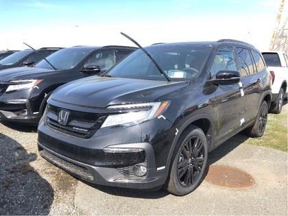 2019 Honda Pilot Black Edition #Y0911