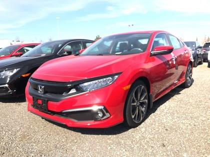 2019 Honda Civic Touring #Y0269