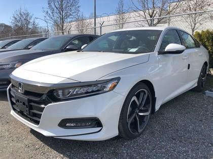 2019 Honda Accord Sport 1.5T #Y0735