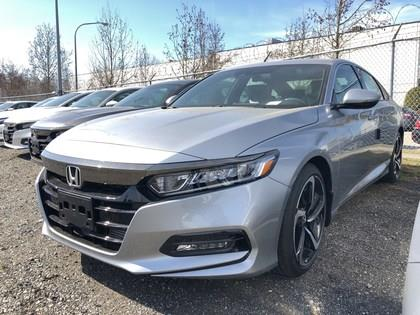 2019 Honda Accord Sport 1.5T #Y0861
