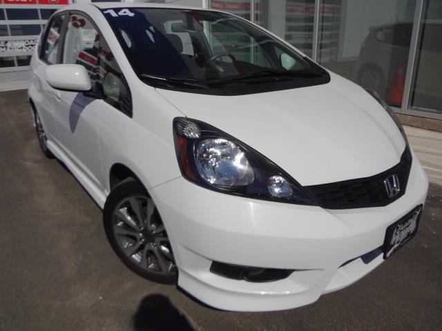 2014 Honda Fit 5dr HB Auto Sport #K037A