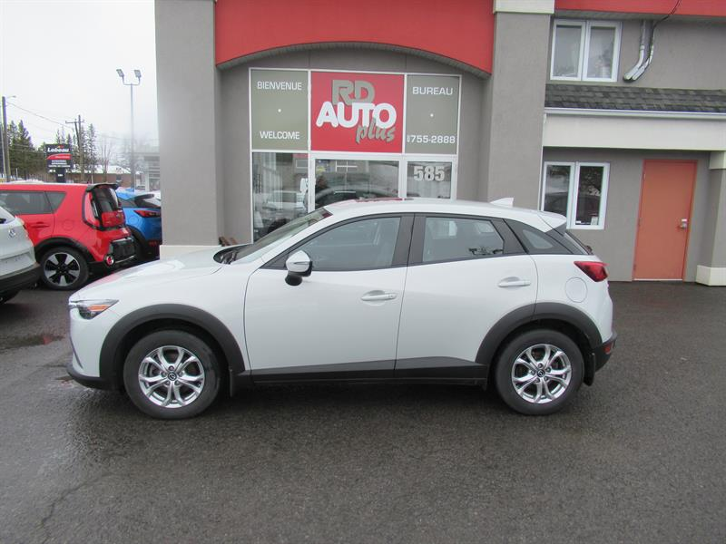 Mazda CX-3 2016 AWD  GS-LUXE CUIR #10287