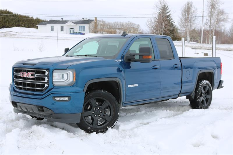 GMC Sierra 1500 2016 Élevation Double Cab 4X4 #190104