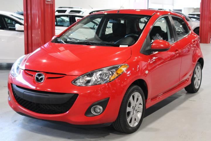 Mazda Mazda2 2013 GS 4D Hatchback at #0000001013
