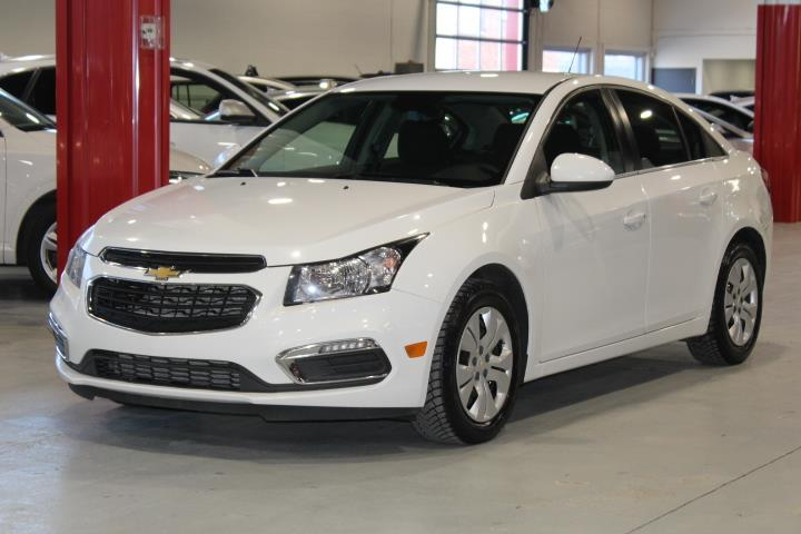 Chevrolet Cruze 2015 1LT 4D Sedan Turbo #0000001535