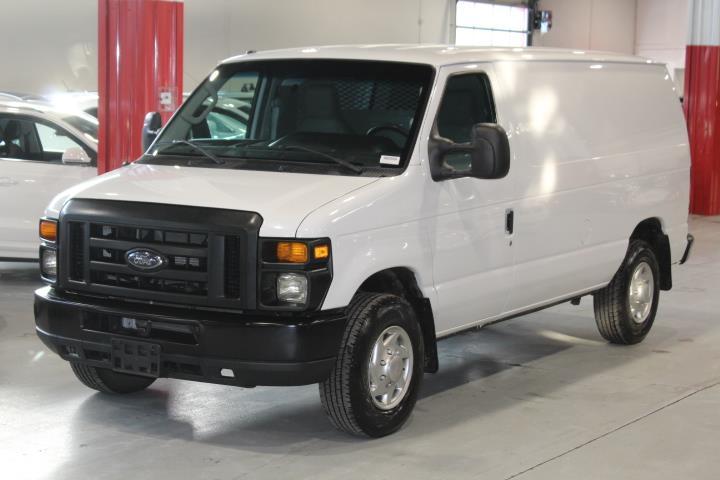 Ford E350 VANS 2011 Cargo Van #0000001579