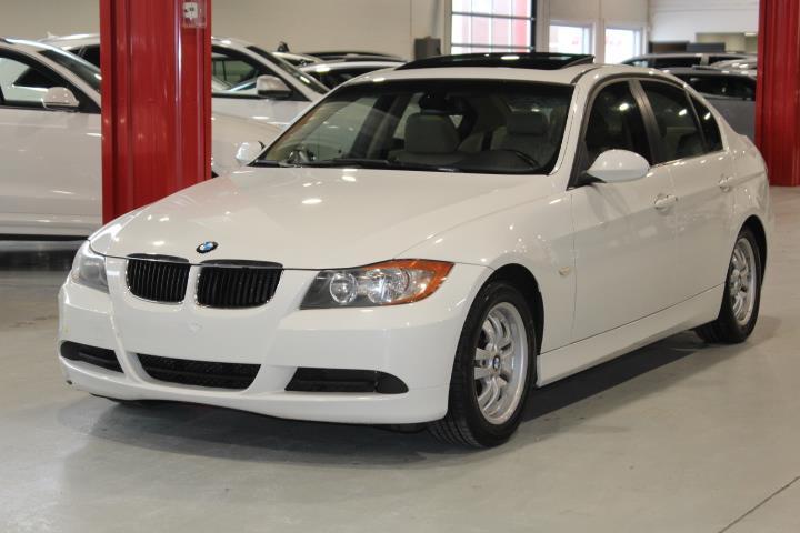 BMW 3 Series 2007 323I 4D Sedan #0000001586