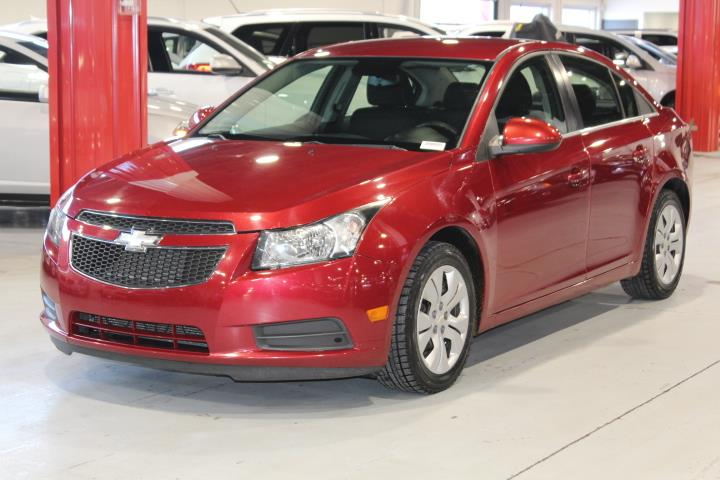 Chevrolet Cruze 2012 LT 4D Sedan Turbo #0000001616