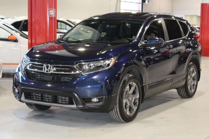 Honda CR-V 2018 EX-L 4D Utility 4WD #0000001655
