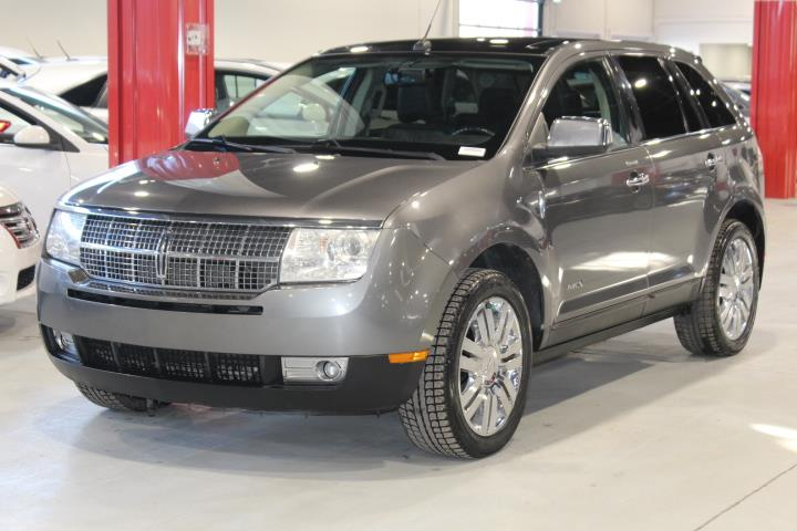 Lincoln MKX 2010 4D Utility AWD #0000001681