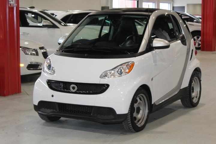 Smart fortwo 2014 PURE 2D Coupe #0000001682